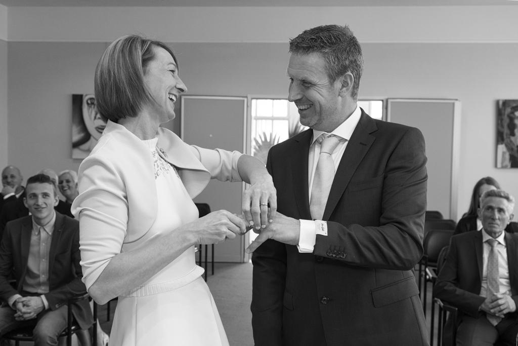 Huwelijksfotograaf voor Christel en Bart