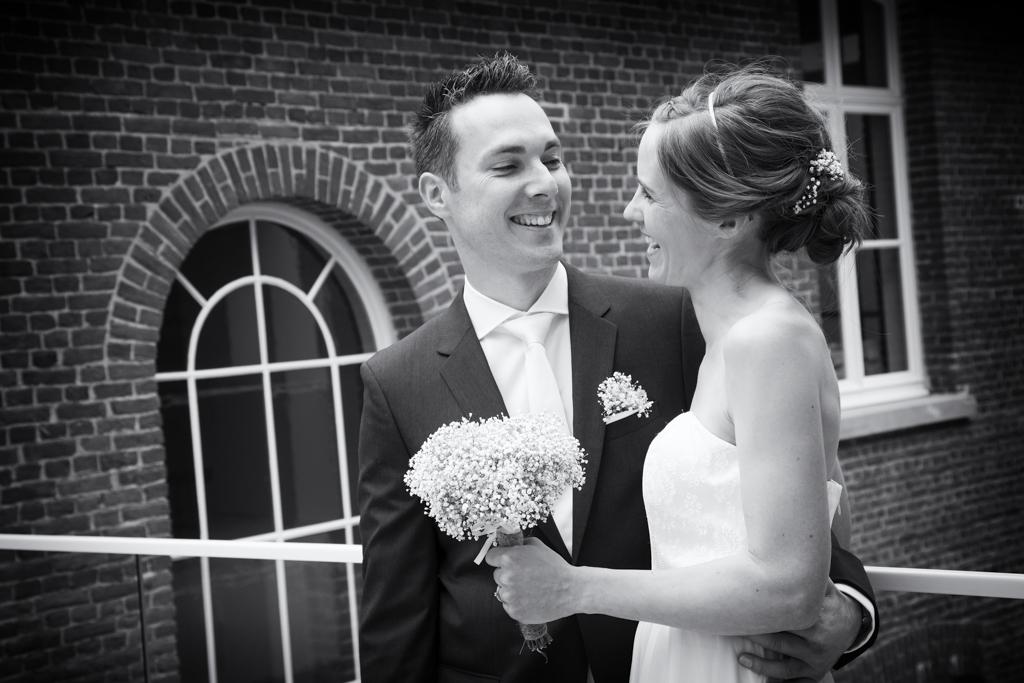 Huwelijksfotograaf voor Iris en Koen
