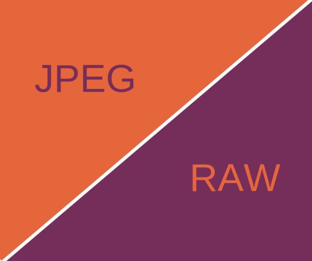 JPEG of RAW