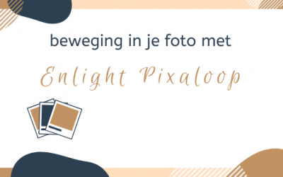 Beweging in je foto