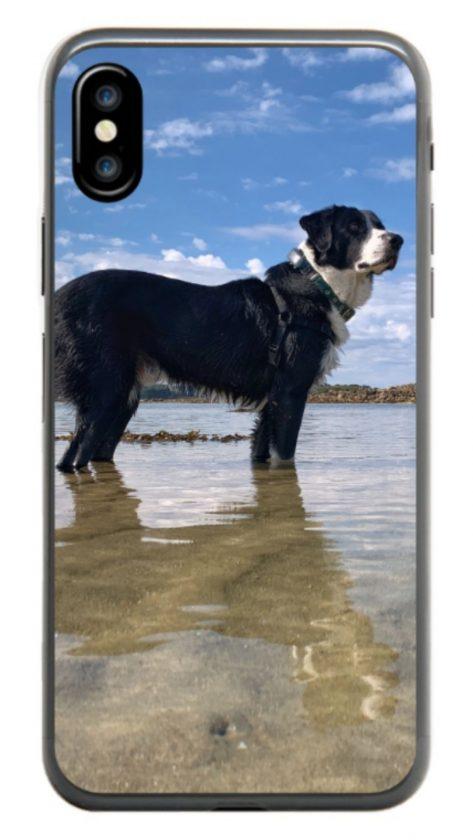 smartphonehoesje met foto